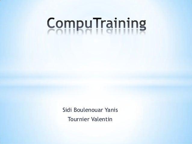 Sidi Boulenouar Yanis Tournier Valentin