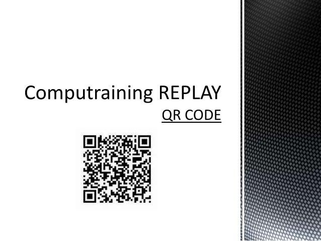 Besoin de redynamiser vos ventes ?! Notre formation va vous aider fini les pertes de mémoire, Voici CompuTraining REPLAY Q...