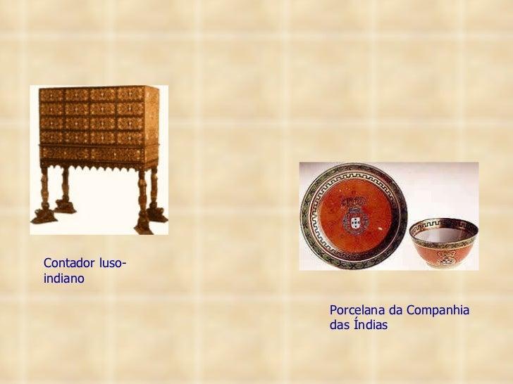 Contador luso-indiano Porcelana da Companhia das Índias