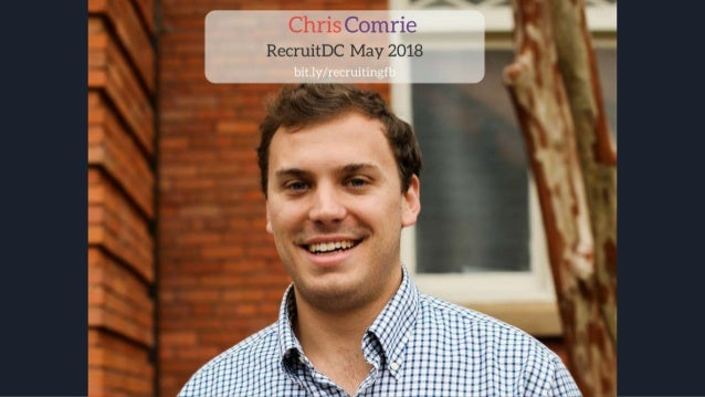 How to Build Community to Get, Candidates, Clients, Dates and Fame By: Chris Comrie