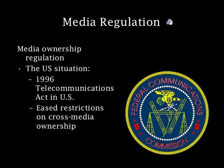 the objectives and impact of the telecommunications act of 1996 in the us A penalty will not be imposed for violations in certain circumstances, such as if: the failure to comply was not due to willful neglect, and was corrected during a 30.