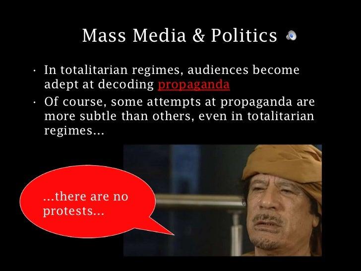 The Power of Propaganda