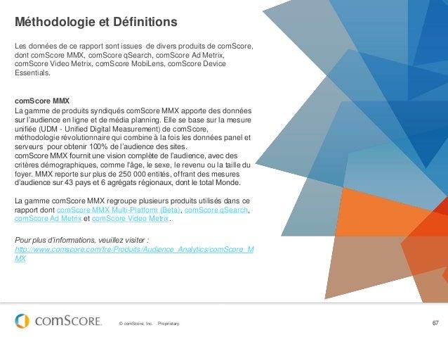 France Digital Future in Focus l étude comScore 2013