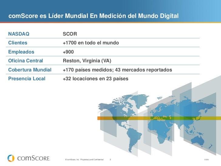 Com score memoria digital latinoamérica 2010 Slide 2