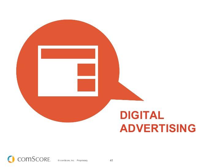 DIGITAL                                       ADVERTISING© comScore, Inc.   Proprietary.   41