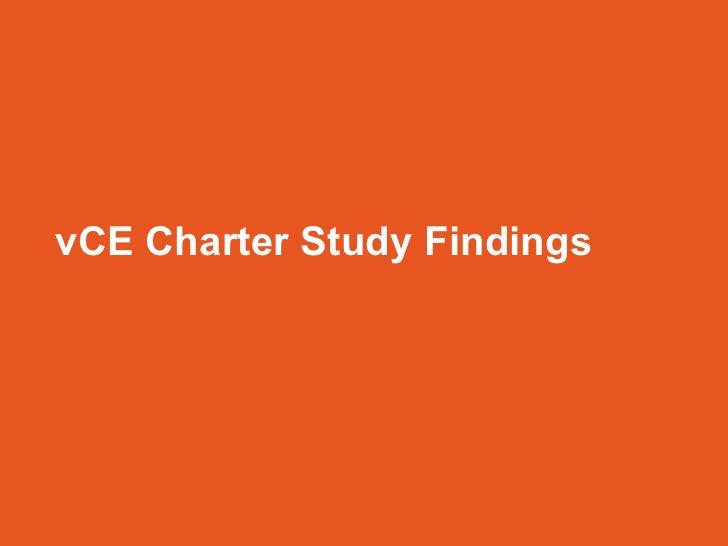 vCE Charter Study Findings      © comScore, Inc.   Proprietary.   47