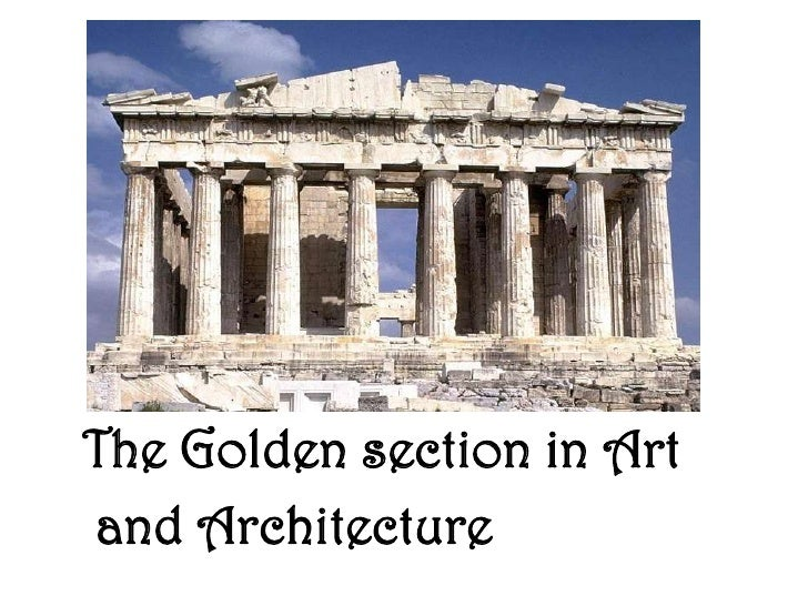 The Golden Ratio In Architecture golden ratio in architecture