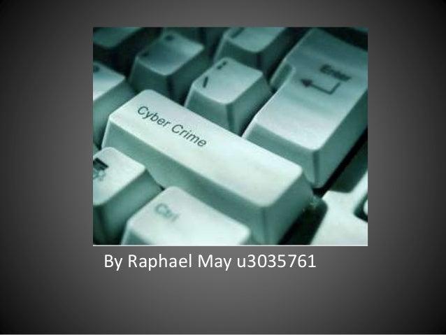 By Raphael May u3035761