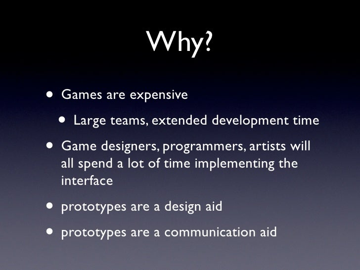 What is Game Design