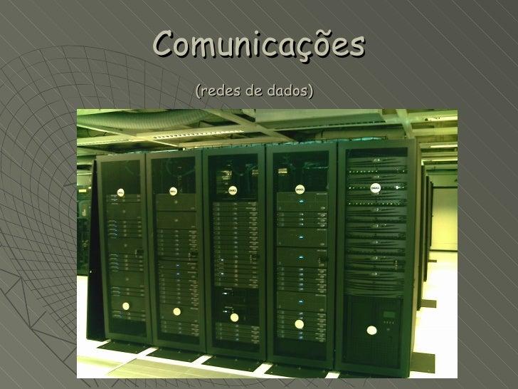 Comunicações (redes de dados)