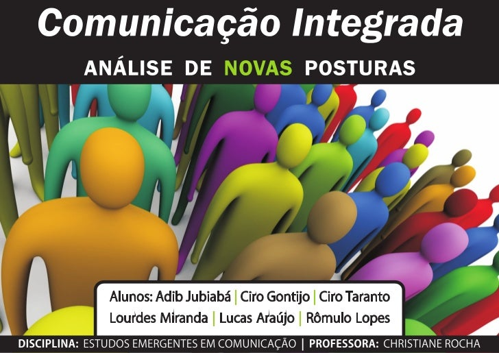 Comunicacao integrada chris