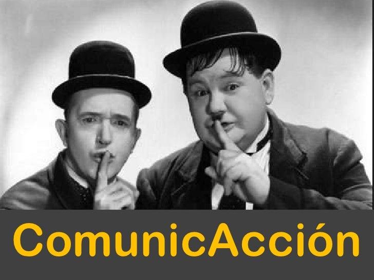 ComunicAcción<br />