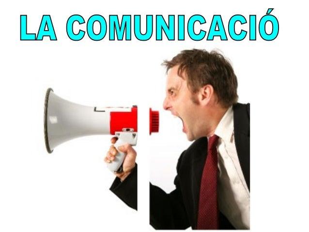 """L'home té una necessitat de comunicar-se i és aquesta necessitat el que fa que sigui un """"ser social"""" per naturalesa.  La m..."""