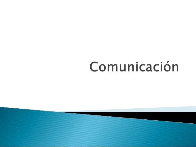 Consiste en un proceso de intercambio o de  transmisión de información, mensajes, ideas,  significados o contenidos a trav...