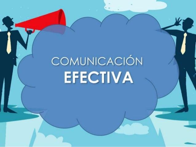 COMUNICACIÓN EFECTWA
