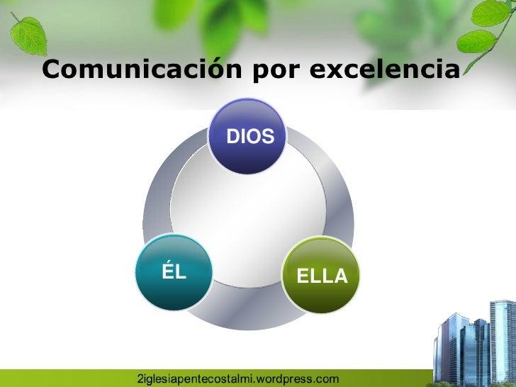 Comunicación en el matrimonio Slide 2