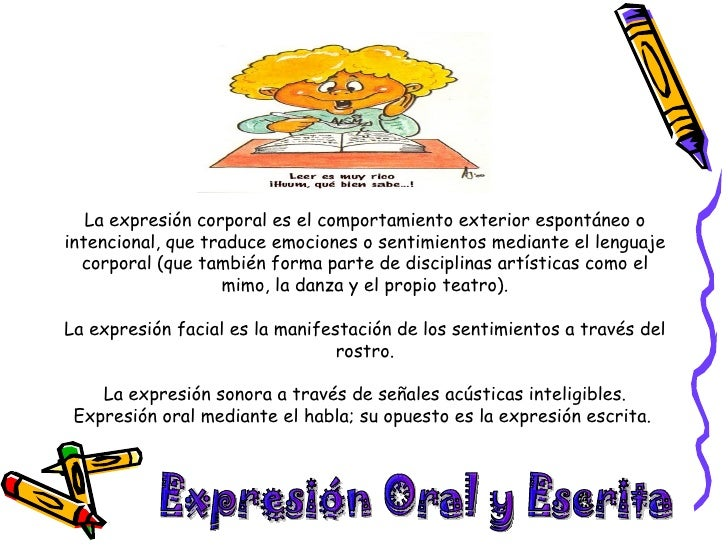 Comunicación oral y escrita Slide 3
