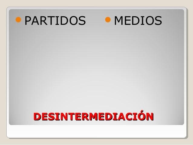 """TENDENCIASTENDENCIAS """"el""""el NEONEOParlamento""""Parlamento"""""""