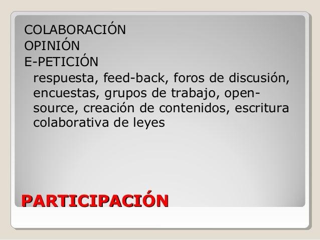 PARLAMENTARI@SPARLAMENTARI@S comunicacióncomunicación CIUDADANOS GRUPOS DE INTERÉS MEDIOS DE COMUNICACIÓN NEGOCIACIÓN(...