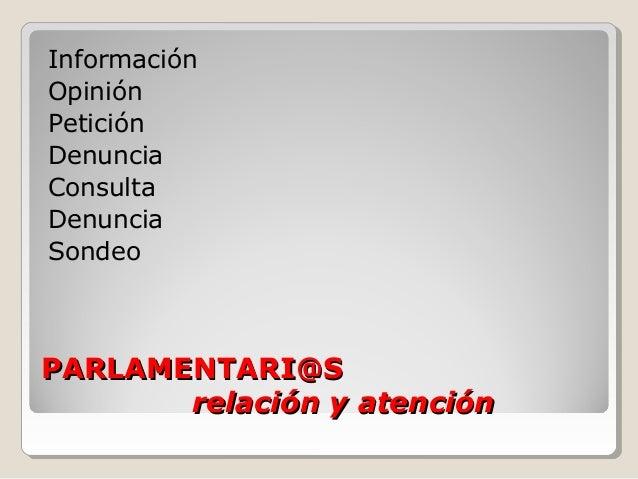 Tecnopolítica y Parlamento. Actores, herramientas, escenarios y paradigmas