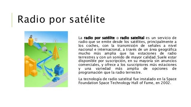 Internet por satélite, internet satelital o conexión a Internet vía satélite es un método de conexión a Internet utilizand...