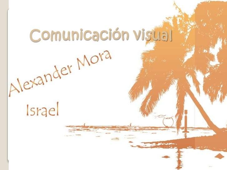 Comunicación visual<br />