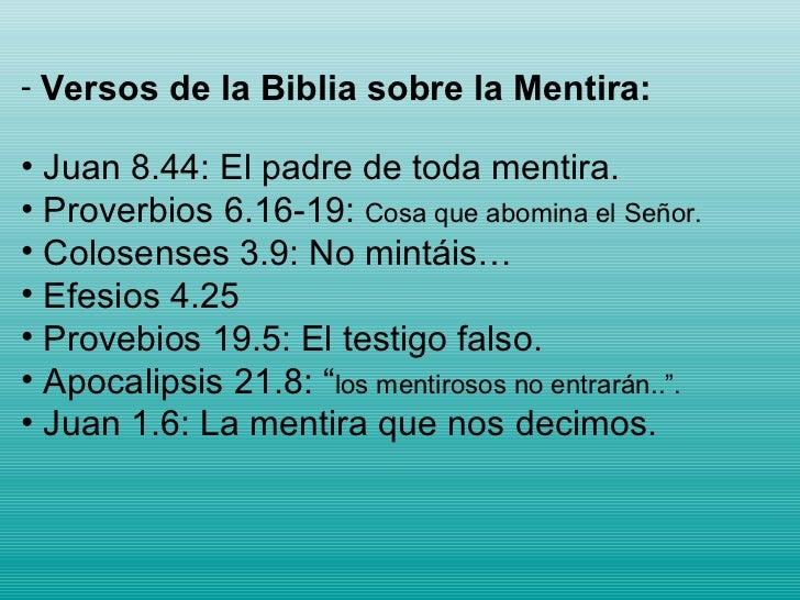 Frases Biblicas Sobre Mentiras Cita Servicio Extremeño De