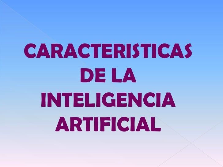 Áreas de aplicación de la IA     Pero también hay áreas de aplicación. En efecto, estos procesos de la AI se aplican en lo...
