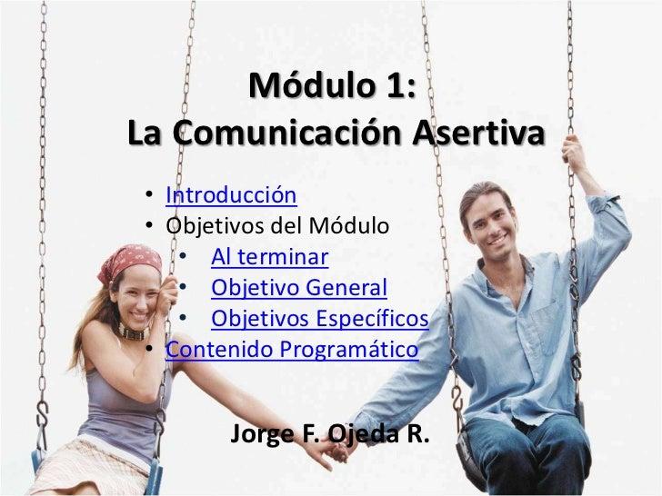 Comunicacion asertiva Slide 2