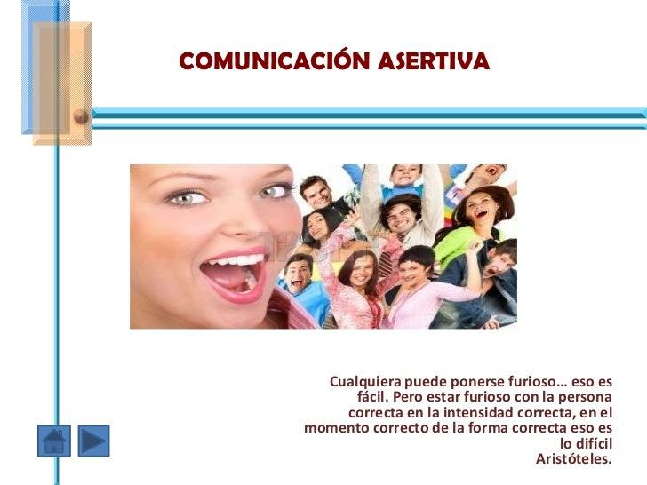 Comunicacion asertiva Slide 3