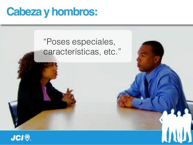 "Cabezayhombros: ""Poses especiales, características, etc."""