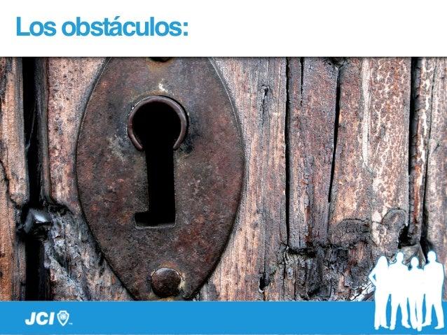 Losobstáculos: