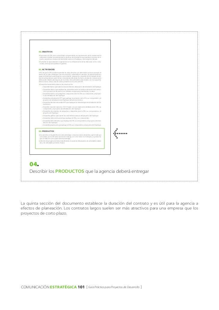 02. objeTivos           f Posicionar                      a la cPA como una entidad comprometida con la prevención de la c...