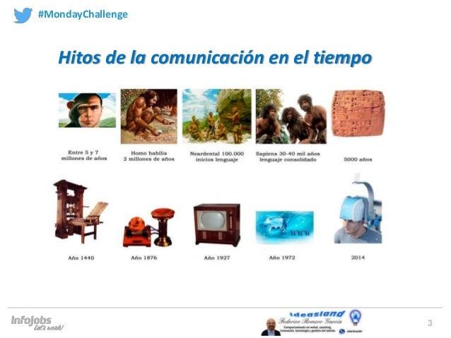 3 Hitos de la comunicación en el tiempo #MondayChallenge