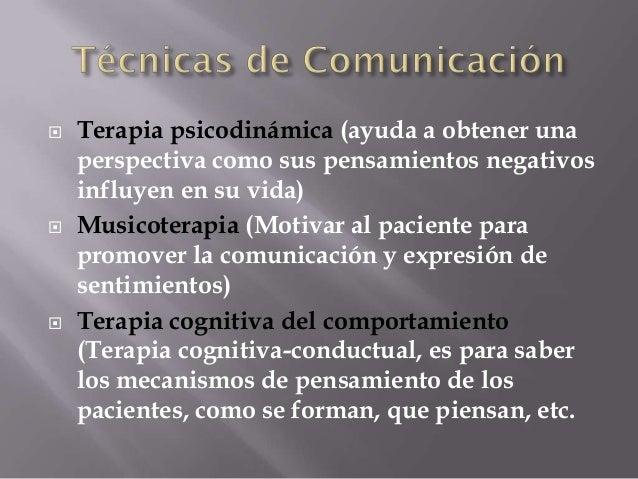 Comunicacion con el paciente psiquiatrico
