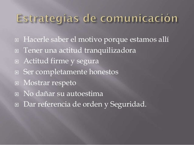 Comunicacion con el paciente psiquiatrico Slide 3