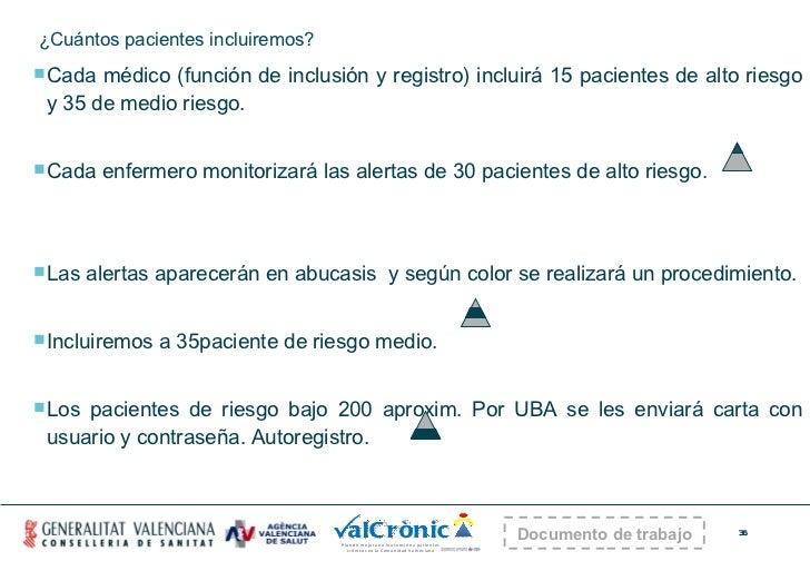¿Cuántos pacientes incluiremos?  <ul><li>Cada médico (función de inclusión y registro) incluirá 15 pacientes de alto riesg...