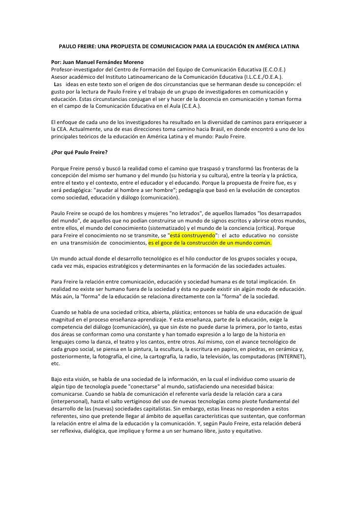 Comunicacion y educacion 00