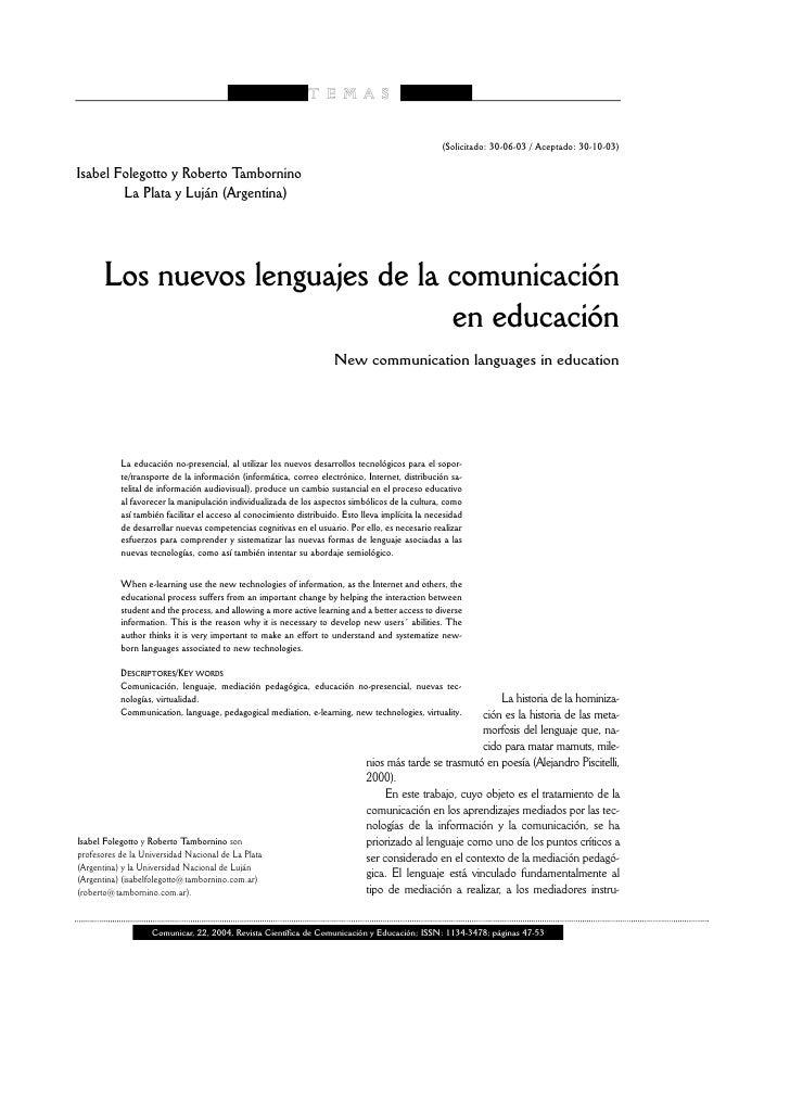 Comunicacion y educacion 07