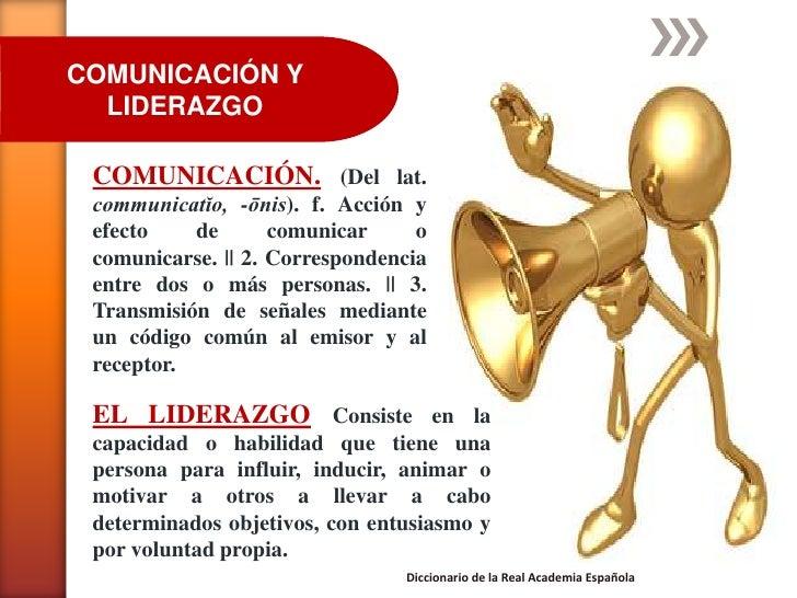Comunicacion y liderazgo for Accion educativa espanola en el exterior