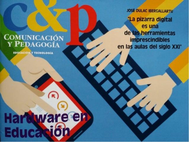 """w""""  u' ls. """" r:   JOSÉ DULAC IBERGALLARTU  """"La pizarra digital es una de las herramientas imprescindibles en las aulas del..."""