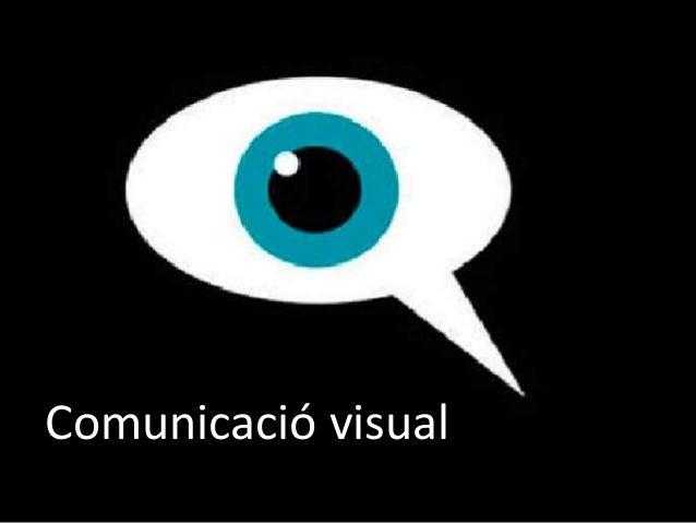 Comunicació visual