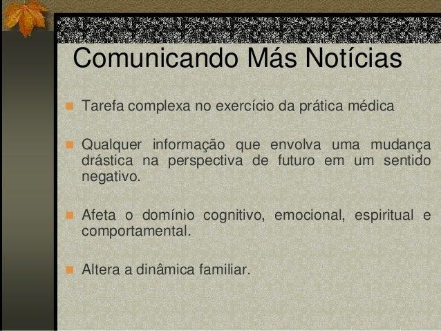 Comunicando más notícias Slide 2