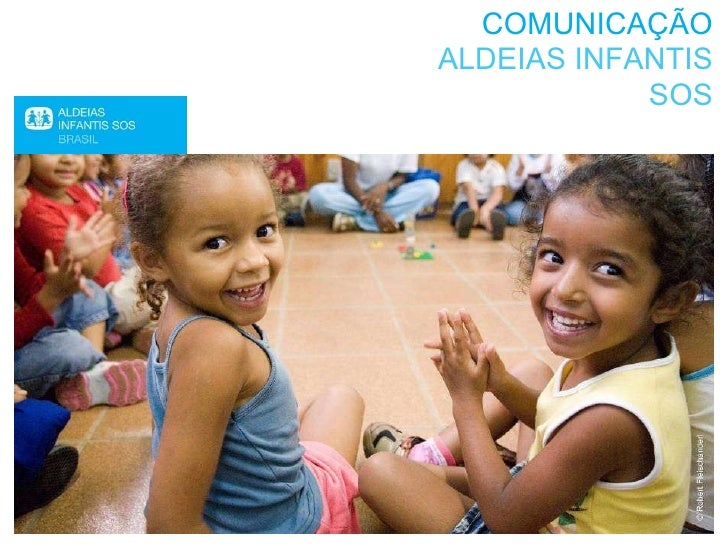 <ul><li>SUBTITLE </li></ul>COMUNICAÇÃO ALDEIAS INFANTIS SOS