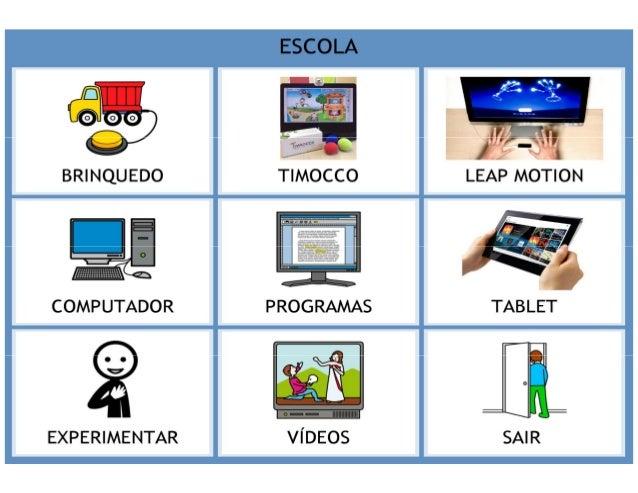 Comunicação alternativa módulo 5 escola cidade acessível