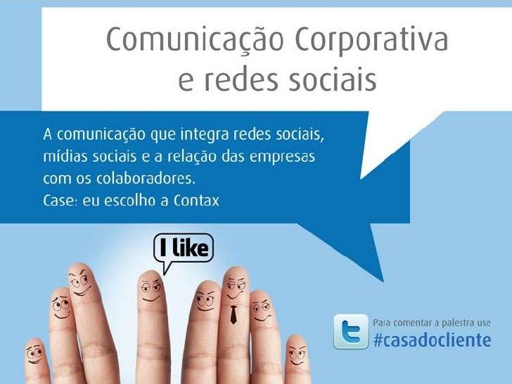 Mídias sociais e as empresasEstão se tornando importantes instrumentos estratégicos para asorganizações.Para produtos e se...