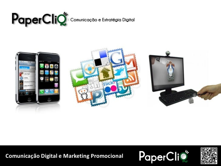 Comunicação Digital e Marketing Promocional   8/17/2010                                   1