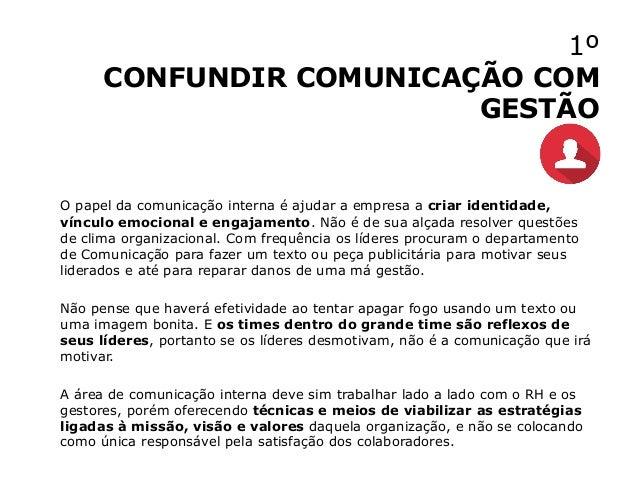 Comunicação Interna - 7 erros que as empresas insistem em cometer Slide 3