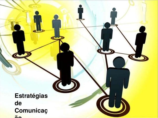 EstratégiasdeComunicaç