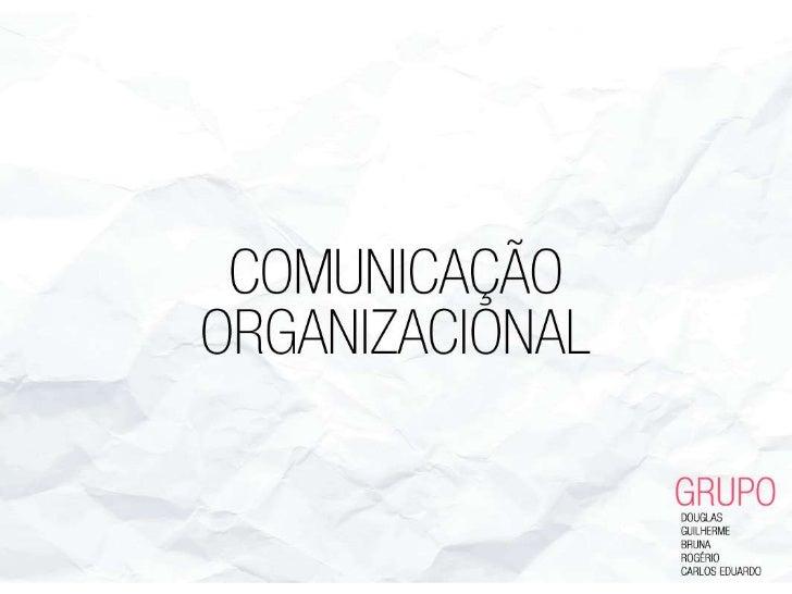 Comunicação Organizacional - Endomarketing Embraer